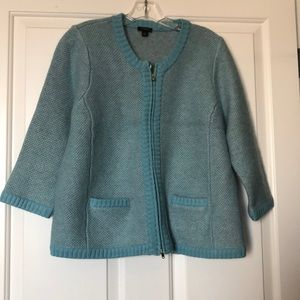 Ann Taylor Women's Wool Cardigan